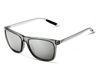 Очки поляризационные Veithdia 6108 Gray + футляр