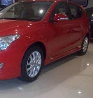 Hyundai i30 боковые пороги