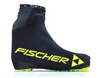 Бахилы для беговых лыж Fischer Bootcover Arctic  Black 41/42
