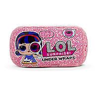 Игровой набор Лол Сюрприз 1 волна Секретные месседжи Капсула L.O.L. Surprise Under Wraps Doll- Series Eye Spy