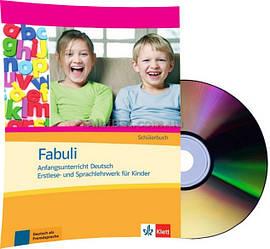 Немецкий язык / Fabuli / Schülerbuch+CD. Учебник c диском / Klett