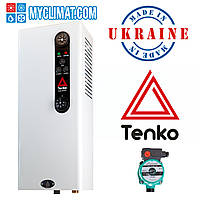 "Электрокотел Tenko серия ""Стандарт"" 4.5 кВт 220 V"