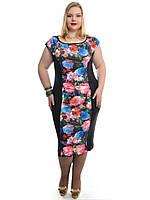 Платье  большего размера женское 48-62, фото 1