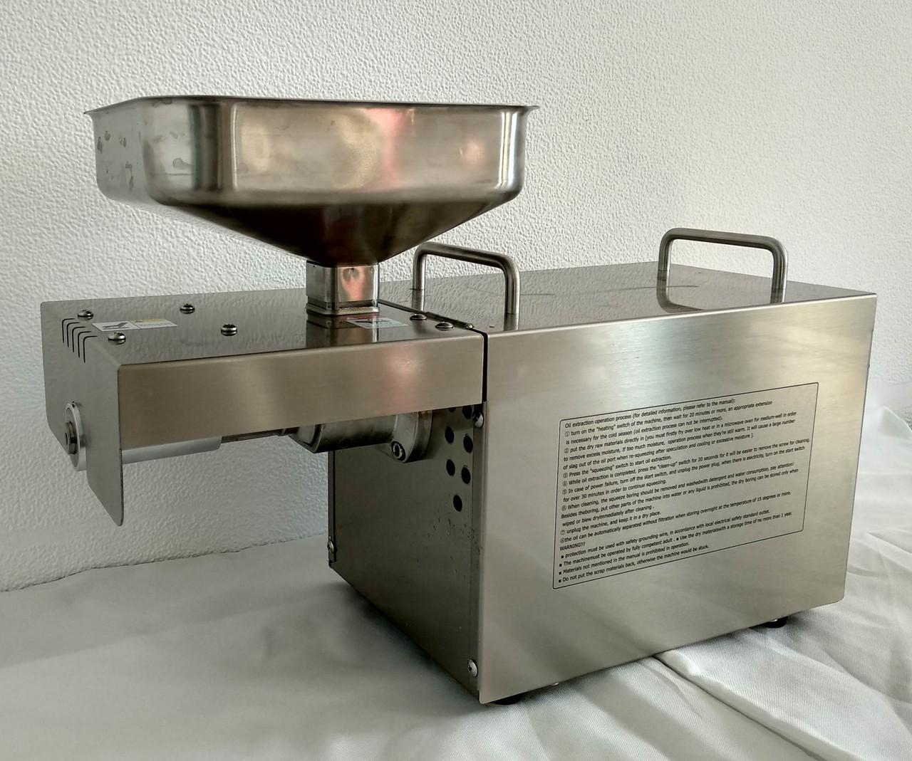 Пресс для отжима масла DULONG ZYJ05 350W