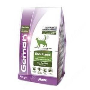 Gemon Cat Sterilised сухой корм для стерилизованных взрослых кошек от 1 года, 5 кг