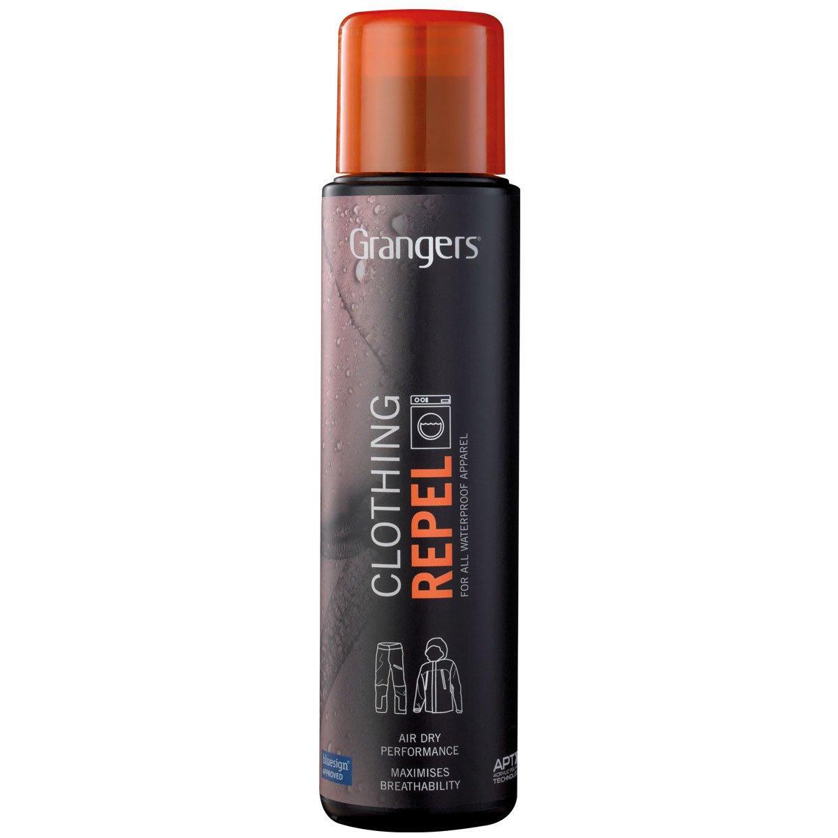 Водоотталкивающая пропитка для одежды Grangers Clothing Repel 300 ml, средство для водоотталкивающей пропитки