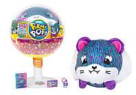 Игрушка-сюрприз Большой шар с ароматным Тигриком внутри. PIKMI POPS JUMBO PLUSH ANIMAL - TIGER, фото 1