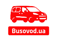 Berlingo New Наклейка авторитетного клуба Бусовод