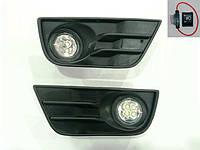 Ford Fusion Противотуманки LED (модель 2004-2006)