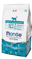 Monge (Монж) Rich in Chicken Kitten корм для котят, 10 кг