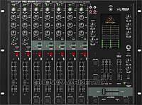 Behringer DJ пульт BEHRINGER DX2000USB PRO MIXER