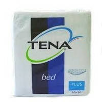 Пеленки Tena  Bed Plus 60*90 (80 шт)