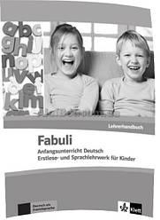 Немецкий язык / Fabuli / Lehrerhandbuch. Книга для учителя / Klett