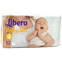 Подгузники Libero Baby soft размер 2 (52 шт).