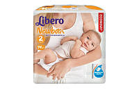 Подгузники Libero Baby soft размер 2 (94 шт.)