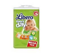Подгузники Libero Everyday размер 3 (46 шт.)