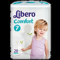 Подгузники Libero Сomfort 7 28 шт.