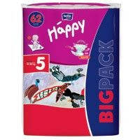 Bella Happy Junior размер 5 BIG PACK (58шт.)