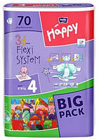 Bella Happy размер 4 BIG PACK (70 штук)