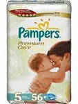 Pampers Premium care Maxi размер 5 (56 шт.)