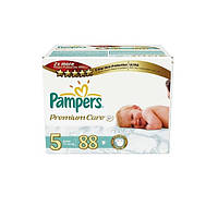 Pampers Premium care Maxi размер 5 (88 шт.)