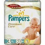 Pampers Premium care размер 3 (80 шт.)