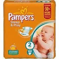 Pampers Sleep & Play размер 2 (88 штук)
