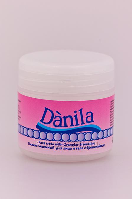 Danila Face Cream With Granular Bromelain Пилинг для лица с бромелайном, 500 мл