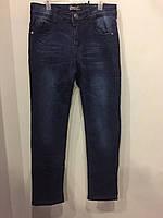 Утепленные подростковые джинсы для мальчика