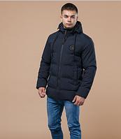 Куртка молодежная Braggart Youth синего цвета топ реплика