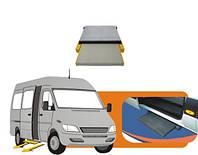 Электро подножка для микроавтобусов