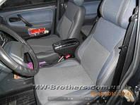 ВАЗ 2115 Авточехлы экокожа и ткань
