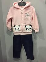 Комплект для девочки с пандами 5 л