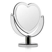 Зеркало для макияжа №2101, настольное, фото 2