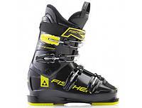 Горнолыжные ботинки детские Fischer RC4 60 Jr Thermoshape Black 22