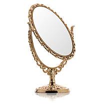 Зеркало для макияжа №816, настольное, фото 2