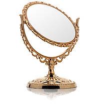Зеркало для макияжа №817, настольное, фото 2