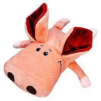 Свинка Плюша розовая, 18 см, «FANCY» (SPL0-2)