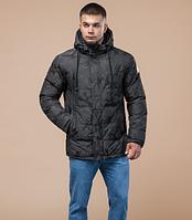 Куртка молодежная Braggart Youth темно-серого цвета топ реплика