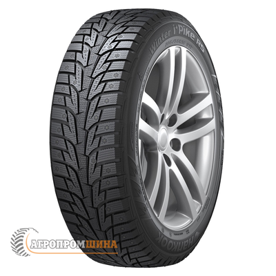 Hankook Winter I*Pike RS W419 245/45 R17 99T XL (шип), фото 2