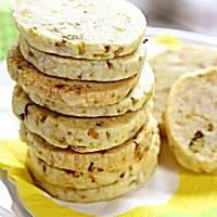 Печиво пісочне з насінням для брендування та декорування [коло], фото 1
