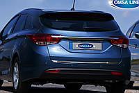 Hyundai I40 Кромка багажника (SW, 2012↗)