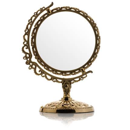 Зеркало косметическое №823, настольное, фото 2