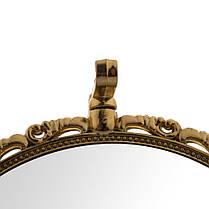Зеркало косметическое №823, настольное, фото 3