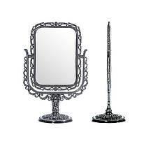 Зеркало косметическое №F07, настольное, фото 2