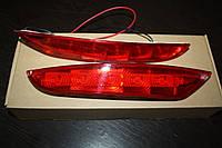 Volkswagen Golf 6 Задние диодные рефлекторы