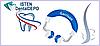 Кольцо для матриц екстра сильной фикс. синее NEW | 3D FUSION MOLAR MATRIX RINGS-Garrison Dental Solutions,USA