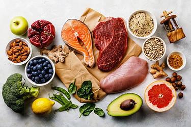 Несколько фактов о здоровом питании !