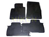 Toyota LandCruiser 200 Немецкие резиновые коврики