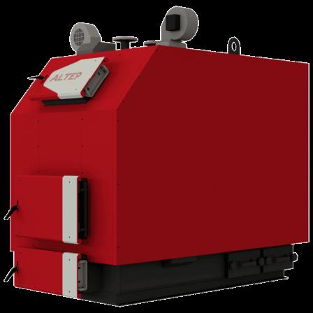 Твердотопливный котел Альтеп КТ-3EN TRIO UNI PLUS 150 киловатт, фото 2